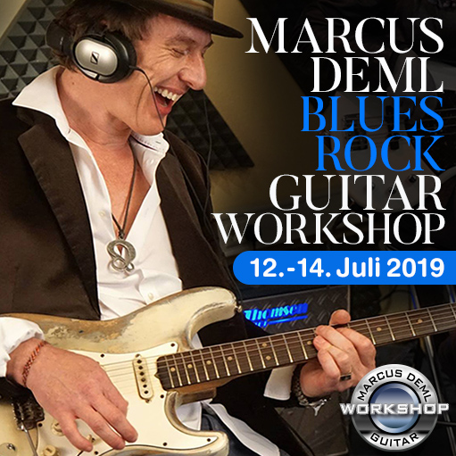 new marcus deml guitar workshop 7 2019